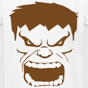 Funny Hunk face T-shirts for kids - Kids' T-Shirt