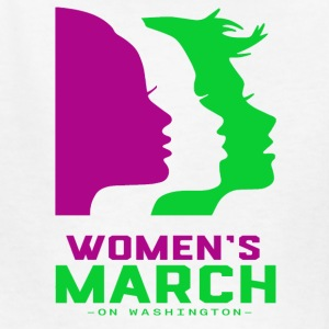 Women's March t shirt - Kids' T-Shirt
