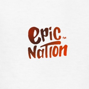 Epic Nation Logo Design - Kids' T-Shirt