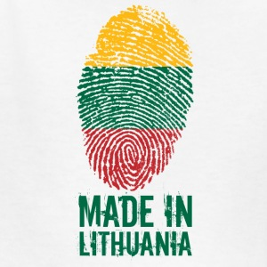 Made in Lithuania - Kids' T-Shirt