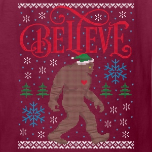 Bigfoot Christmas Sweater