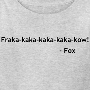 What does the fox say? - Kids' T-Shirt