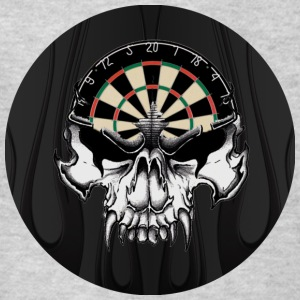 Darts Skull Dart Players Choice - Kids' T-Shirt