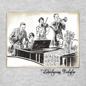 The Band Plays On - Kids' T-Shirt