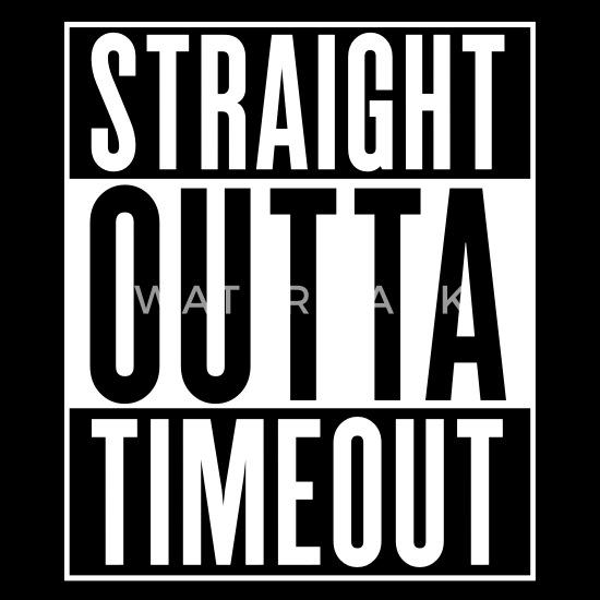 741e802e Design. Front. Back. Design. Front. Back. Design. Design. Front. Back. Outta  T-Shirts - Straight Outta Timeout - Kids' ...