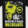 Backyard Motocross Kawasaki - Kids' T-Shirt