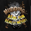 Mud Trucks Messy Fun - Kids' T-Shirt