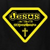 Jesus - The Only Real Superhero - Kids' T-Shirt