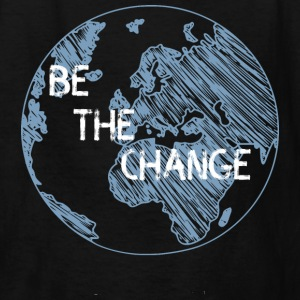 Bethechangeneg - Kids' T-Shirt