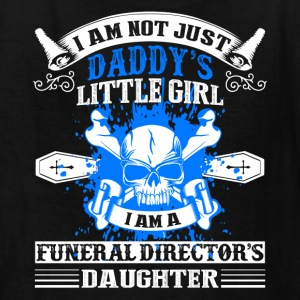 Funeral Director Daughter Shirt - Kids' T-Shirt