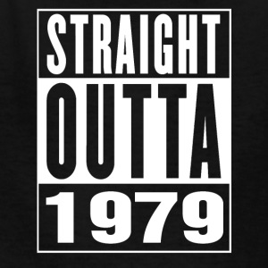 Straight Outa 1979 - Kids' T-Shirt