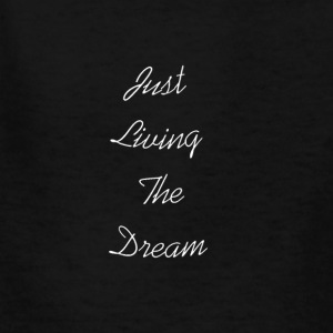living your dream - Kids' T-Shirt