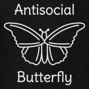 Not So Social Butterfly - Kids' T-Shirt