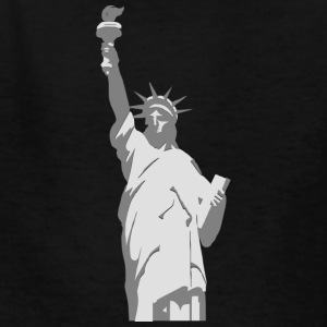 Lady Liberty - Kids' T-Shirt