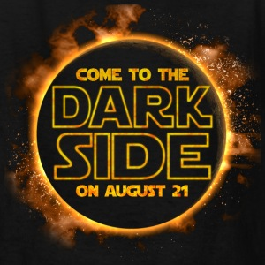 Come To The Dark Side On August 21 - Kids' T-Shirt