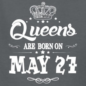 Queens are born on May 27 - Kids' T-Shirt
