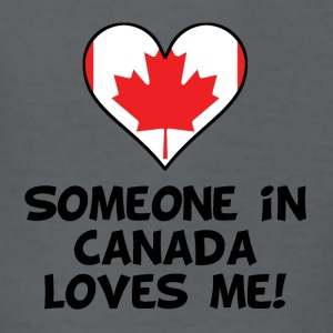 Someone In Canada Loves Me - Kids' T-Shirt