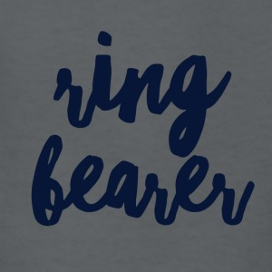 Ring Bearer - Kids' T-Shirt