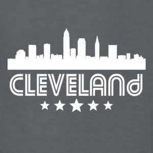 Retro Cleveland Skyline - Kids' T-Shirt