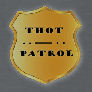 Thot Patrol Badge Shirt - Kids' T-Shirt