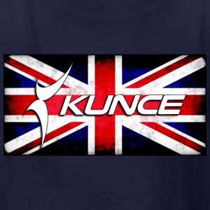 Kunce UK Grunge - Kids' T-Shirt