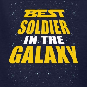 Best Soldier In The Galaxy - Kids' T-Shirt
