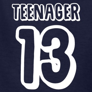 teenager 13 - Kids' T-Shirt