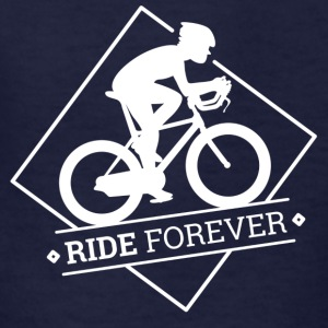 Ride forever - Kids' T-Shirt