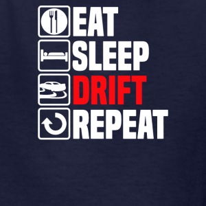 Eat Sleep Drift - Kids' T-Shirt