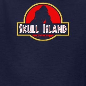 Skull island King - Kids' T-Shirt
