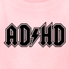 ADHD ACDC Logo. Funny ADD Awareness  - Kids' T-Shirt