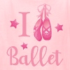 I Love Ballet - Kids' T-Shirt