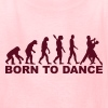 Evolution Born to dance - Kids' T-Shirt