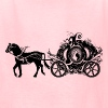Cinderella in the Pumpkin Carriage - Kids' T-Shirt