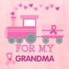 Breast Cancer Pink Train - Kids' T-Shirt