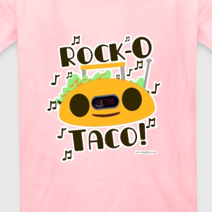 Rockin Rock-O Taco - Kids' T-Shirt