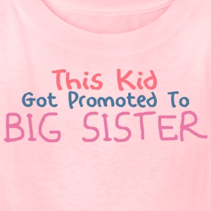 Promoted To Be Big Sister