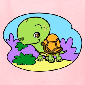 Tiny Turtle - Kids' T-Shirt