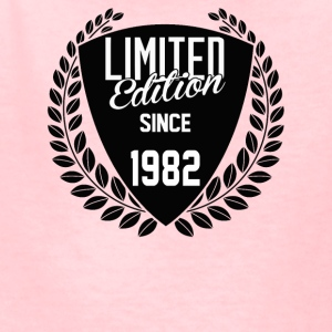Limited Edition Since 1982 - Kids' T-Shirt