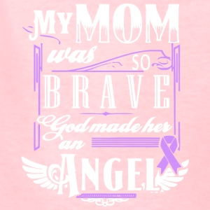 My Mom So Brave God Made Her An Angel T Shirt - Kids' T-Shirt