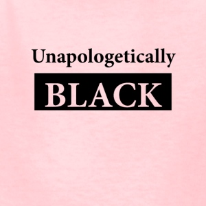 Unapologetically Black - Kids' T-Shirt
