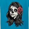 Santa Muerte Holy Woman - Kids' T-Shirt