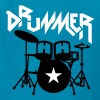 drummer - Kids' T-Shirt