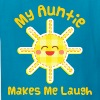 Aunt Gift Auntie Cute - Kids' T-Shirt
