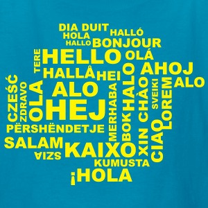 hello in 29 languages