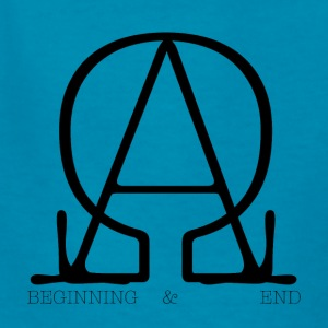The Beginning and the End - Kids' T-Shirt