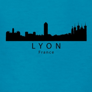 Lyon France Skyline - Kids' T-Shirt