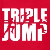 Triple jump - Kids' T-Shirt