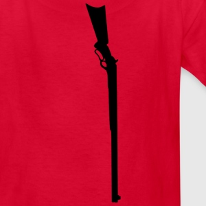 Rifle - Kids' T-Shirt