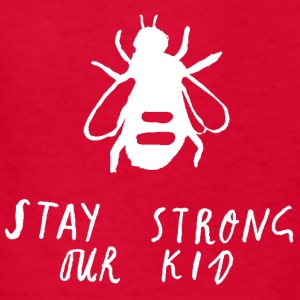 Stay Strong - Kids' T-Shirt